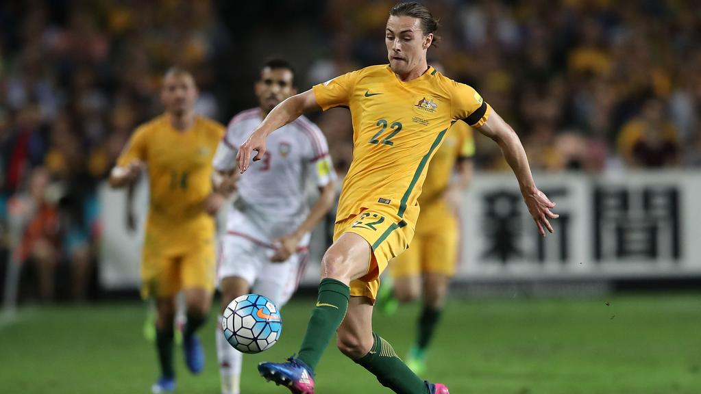 Jackson Irvine Hopes To Continue Goal Scoring Form In