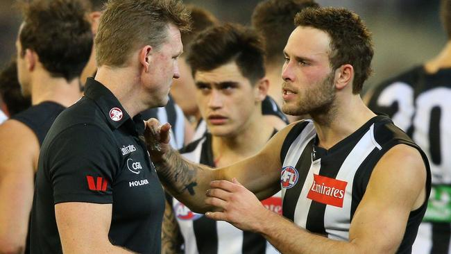 Nathan Buckley talks to Brent Macaffer.