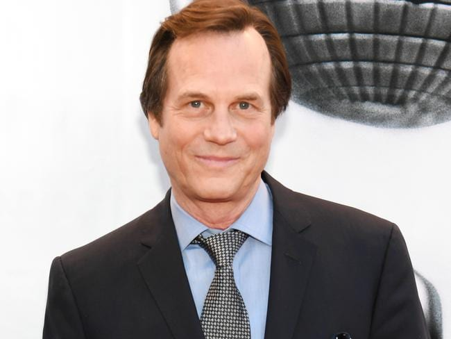 Bill Paxton pictured just two weeks before his death in February 2017. Picture: Paras Griffin/Getty Images