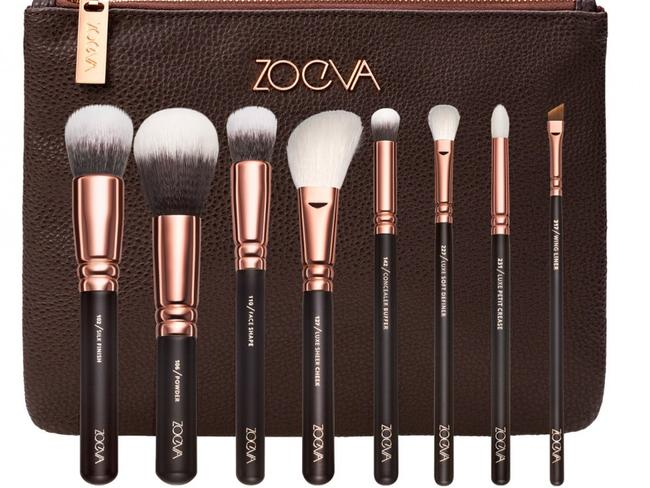 The Zoeva eight piece brush set will cost you AU$126 from Sephora.