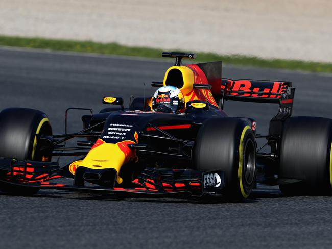 Can Red Bull power Ricciardo to a world title in 2017?