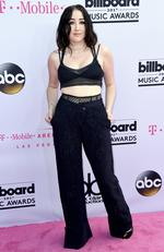 Noah Cyrus attends the 2017 Billboard Music Awards at T-Mobile Arena on May 21, 2017 in Las Vegas, Nevada. Picture: AP