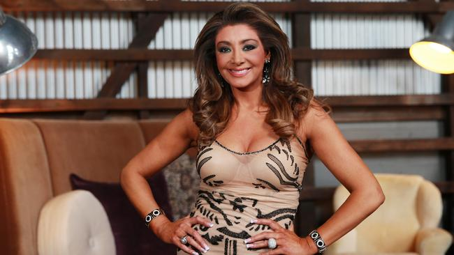 Real Housewives of Melbourne star Gina Liano