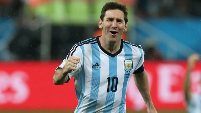 Barcelona fans have been teased by news Lionel Messi entertained a move to north London.