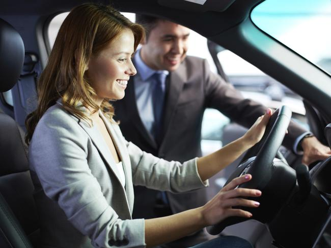 Driving test ... Imagine taking it 37 times before passing. Picture: Thinkstock