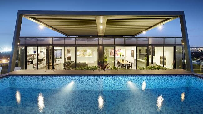 Melbourne Penthouse For Sale With Private Rooftop Swimming Pool Herald Sun