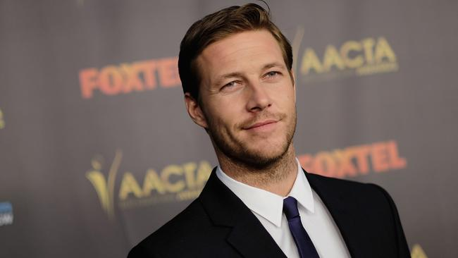 Actor Luke Bracey. Picture: Todd Williamson/Getty Images/AACTA.