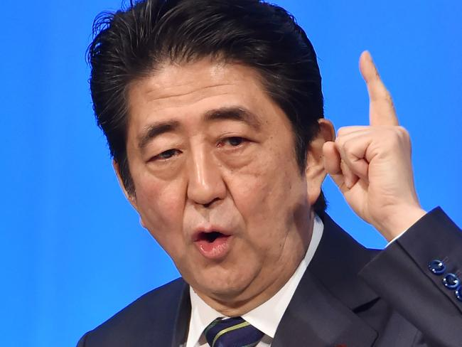 Russia's plan will not go down with Japan. It's Prime Minister Shinzo Abe is due to meet Russian President Vladimir Putin next month.
