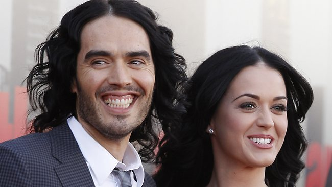 "Katy Perry says her divorce from Russell Brand ""hurt a lot"", but taught her to build up her inner self-confidence. Picture: AP"