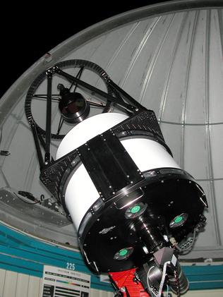 The telescope that Steven Howarth's Earth Shield Program wants to buy ...