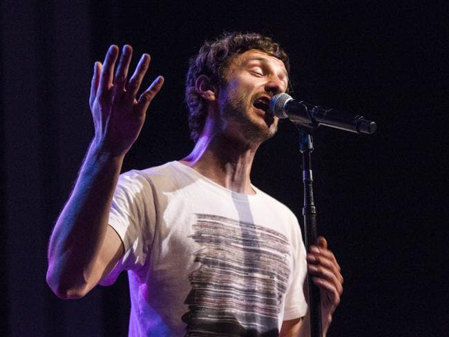 Where's Wally? He's actually in Brooklyn making a new Gotye album. Picture: Jamie Williams / Sydney Festival
