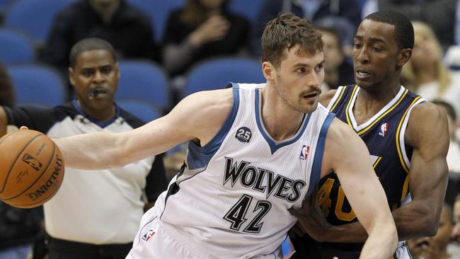 Kevin Love looks set to join Cleveland in a trade involving No. 1 draft pick Andrew Wiggins.