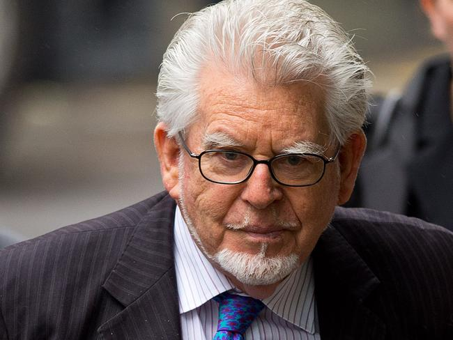 Australian Rolf Harris strongly denied anything wrong during his high profile trial for indecent assault at Southwark Crown Court.