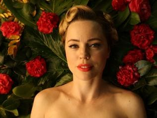 Actor Melissa George in a scene from The Butterfly Tree, premiering at the Melbourne International Film Festival. PHOTO: Matt Hart