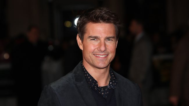 Gossip claims...Tom Cruise has reached a settlement with two magazines over claims he abandoned his daughter Suri after his divorce from actress Katie Holmes. Picture: AP