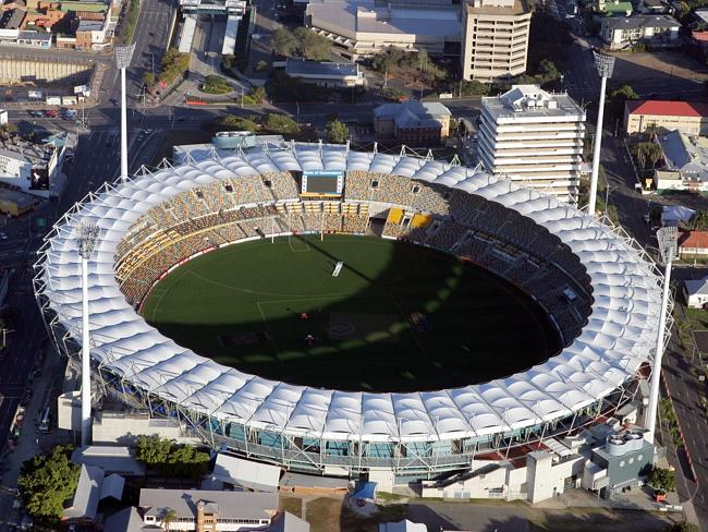 The Lions are keen to play games at Springfield, despite a $128m six-stage redevelopment