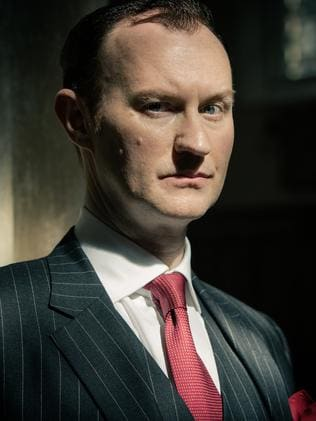 Mark Gatiss also stars in the show as Mycroft Holmes. Picture: BBC