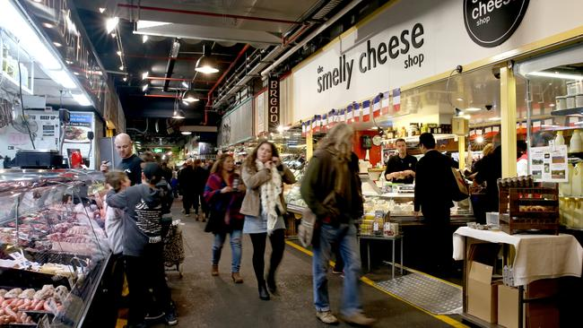 More people would live within walking distance to shops like the Central Market. Picture: AAP / Dean Martin