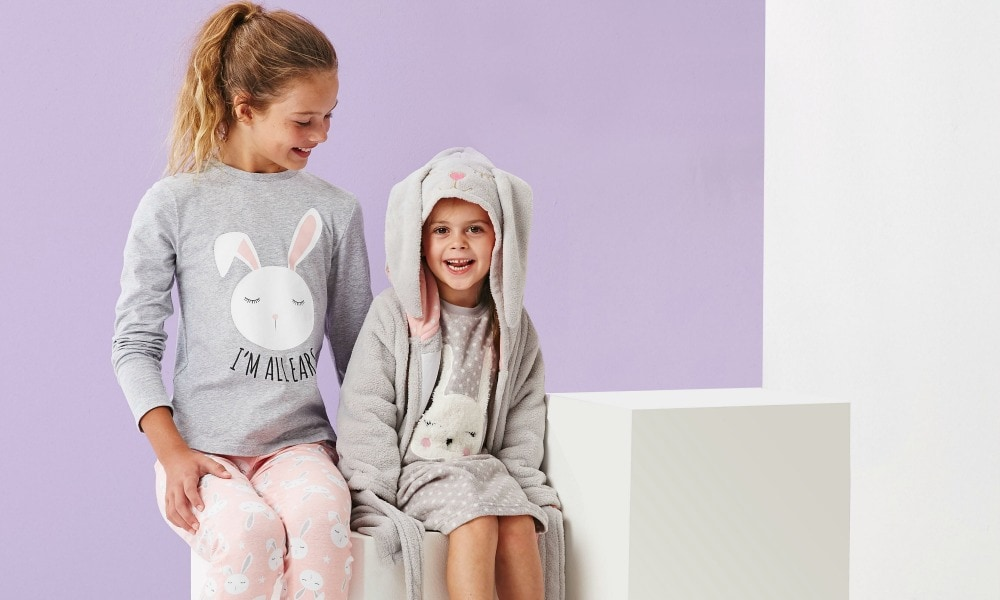We tracked down the best Easter PJs for kids so you don't have to