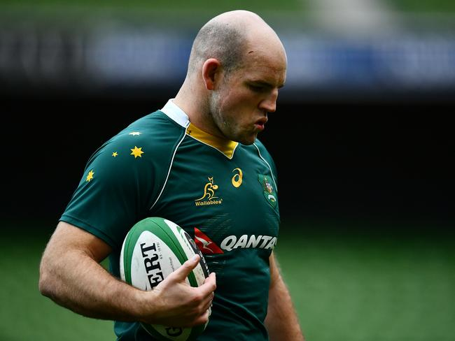 Wallabies captain Stephen Moore is a proud Queenslander.