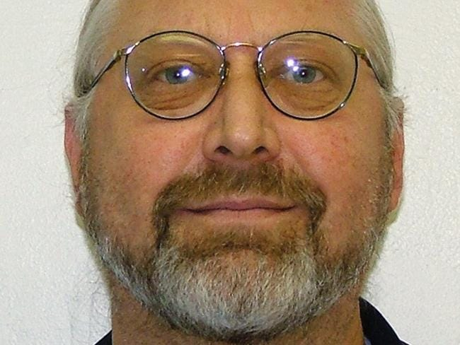 A male and lady have been charged in a murder of Ronald Bettig, a Penn State professor. Picture: Penn State around AP