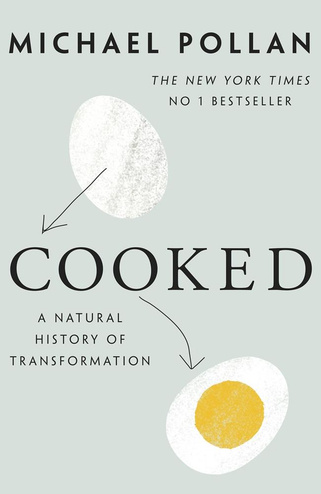 COOKED, BY MICHAEL POLLAN