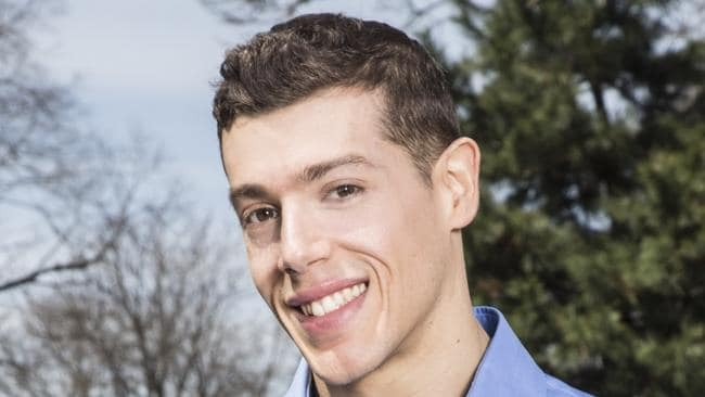 Jason thought professional experts could help him find love. Photo: FYI Television