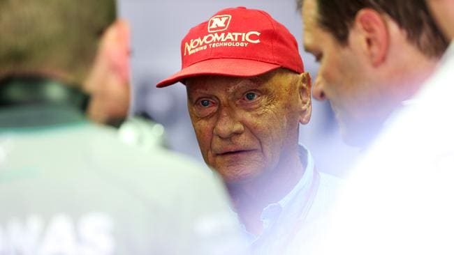Can Lauda take control of the warring drivers?