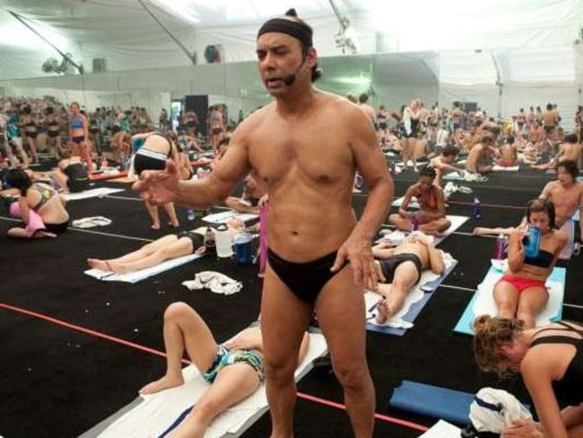Bikram Choudhury filed for bankruptcy in the wake of the allegations. Picture: Supplied