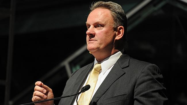 """Mark Latham's """"beer goggles"""" comment has won him an Ernie nomination."""