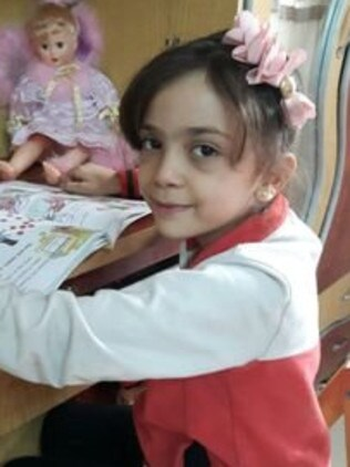 Bana Alabed, 7, has been tweeting about what life is like living in Syria's most dangerous war zone.