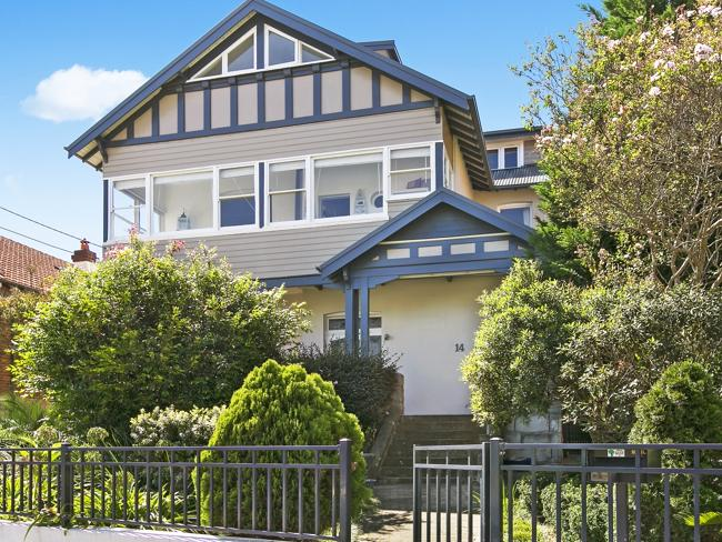 The most recent house sale, 14 Lauderdale Ave, Fairlight sold for $2.9 million through McGrath.