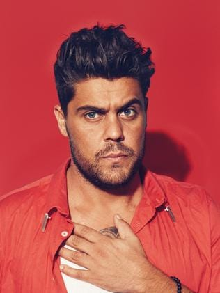 Dan Sultan has long regarded Roach as Uncle Arch. Picture: Supplied.