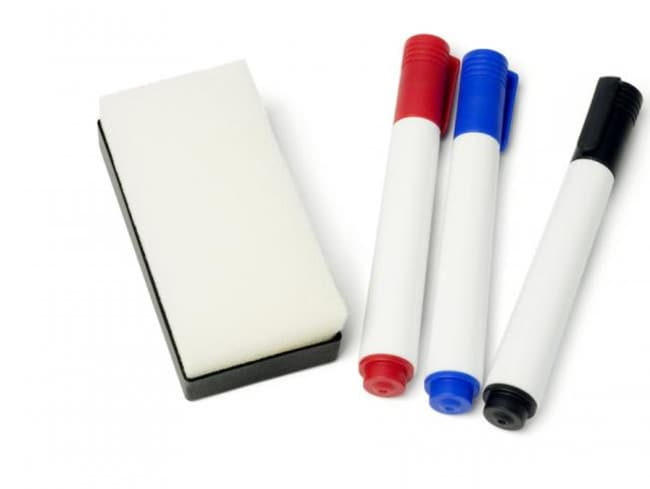 In the first year with no School Kids Bonus, parents are being asked to provide whiteboard markers for their children's teachers.
