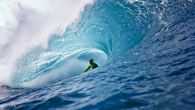 Surf photography by Aquabumps - Eugene Tan. Picture: Eugene Tan