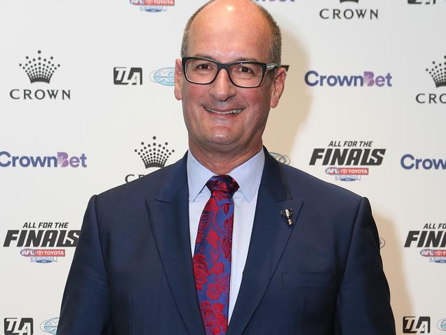 Kochie says regularly change your PINs and passwords to stay secure.