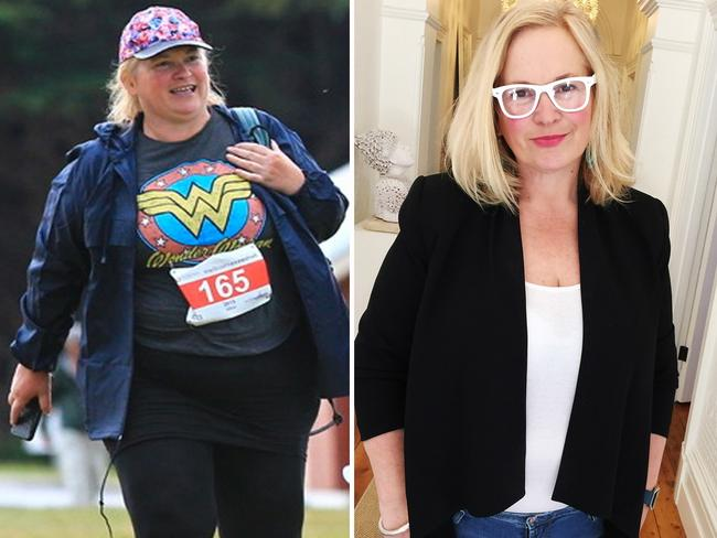 From a medical disaster to fit and healthy. Picture: Bernadette Fisers