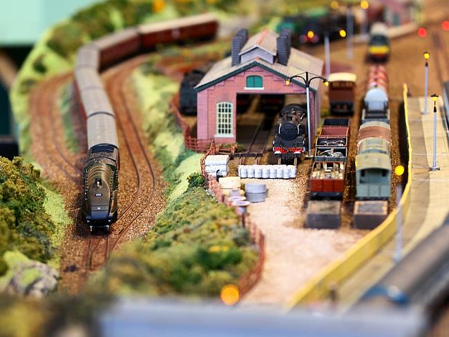 Hobby ... The creator of bitcoin is reportedly an avid model train enthusiast.