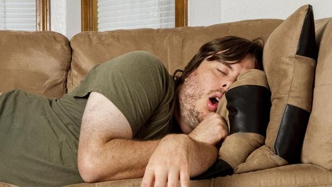 The couch doesn't come with the house so don't make yourself comfortable. Picture: Thinkstock.