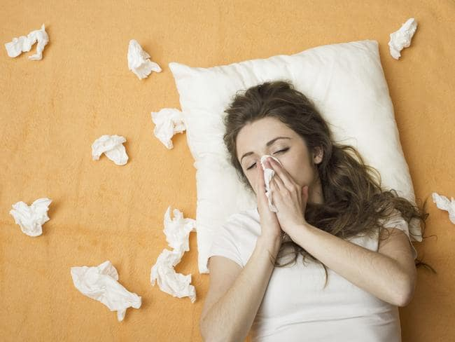 Australians are being urged to still get a flu shot. Picture: Thinkstock
