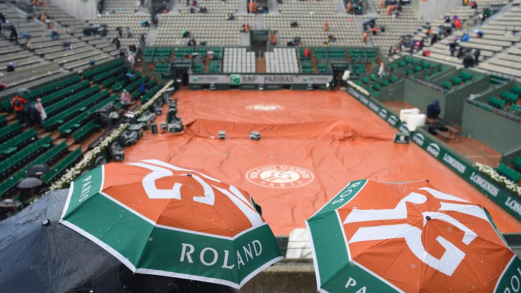 Image result for roland garros rain