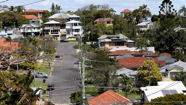 Camp Hill is the most in-demand suburb to rent units, according to realestate.com.au. Picture: Patria Jannides. Source: News Corp Australia