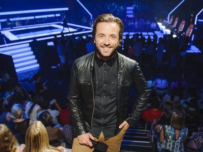 McMullen is best known through his work hosting reality TV hit  <i>The Voice</i>.