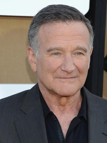 Robin Williams attends the CW, CBS And Showtime 2013 Summer Party in July 2013. Picture: Getty