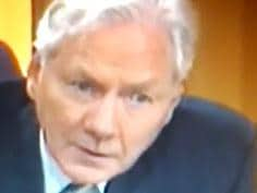 Gay Byrne handled the situation beautifully.
