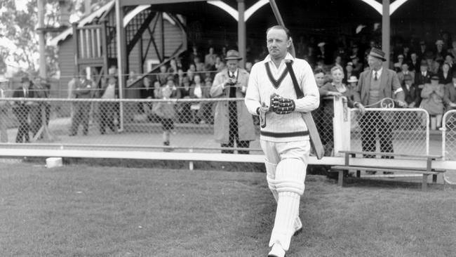 A Qantas Dreamliner could be brandishing the name Sir Donald Bradman, as the airline seeks to name its new aircraft after Aussie icons. Picture: Supplied