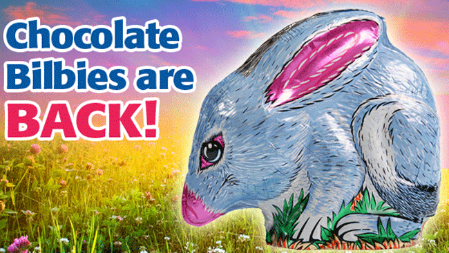 Here's a bilby it's actually OK to eat. See below for details