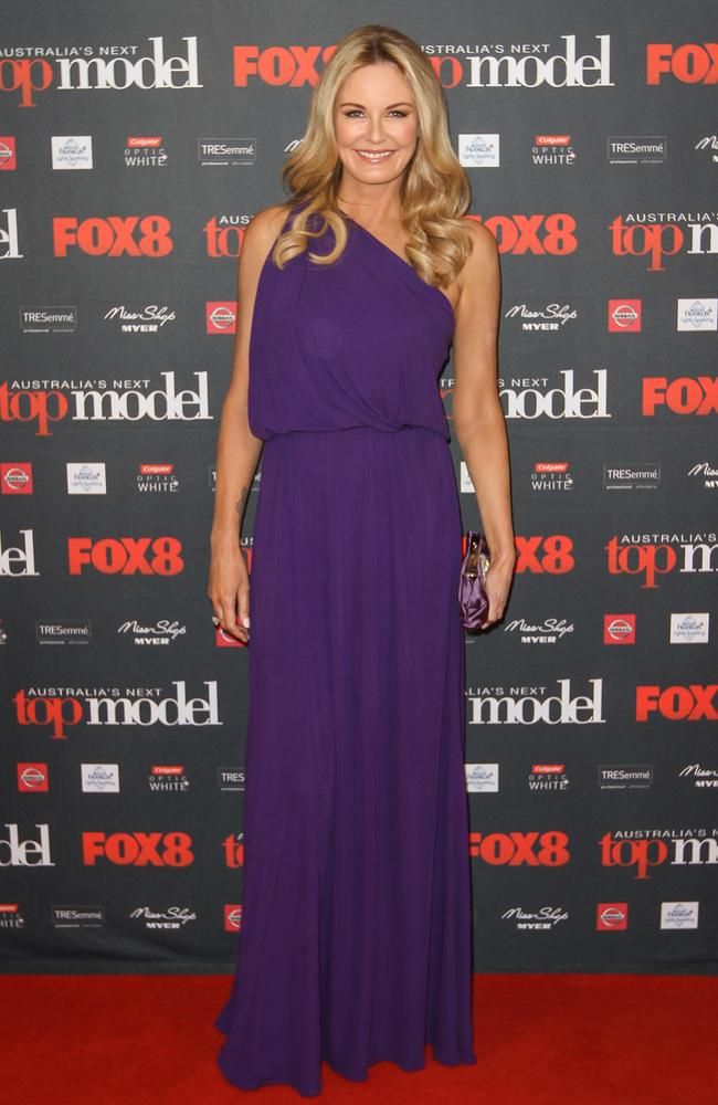 Charlotte Dawson at the  <i>Australia's Next Top Model</i> Finale
