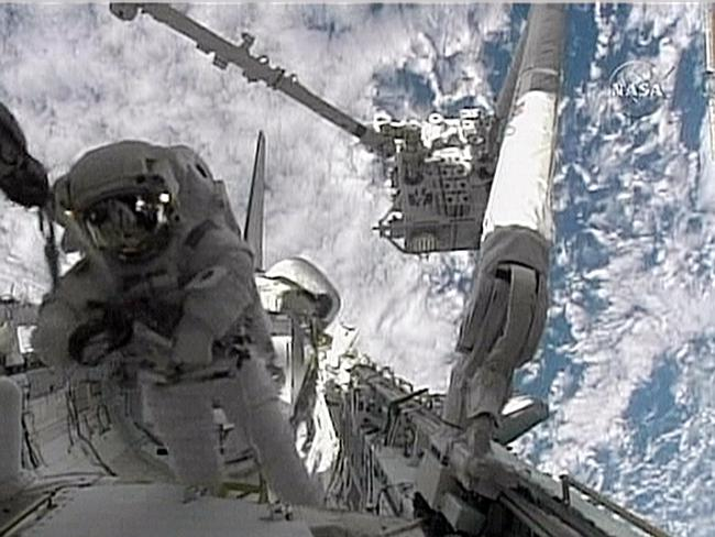 Insuring their health ... NASA should also ensure equal opportunity during crew selection and provide lifetime health care and protection for astronauts, experts say.