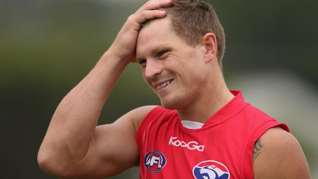 Jack Redpath is set to make his debut for the Western Bulldogs.